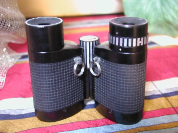 ** Nikon, small size binoculars., made in Japan **