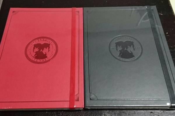 東方神起韓国グッズ『TENSEノートとブックマーク ユノ&チャンミンセット』