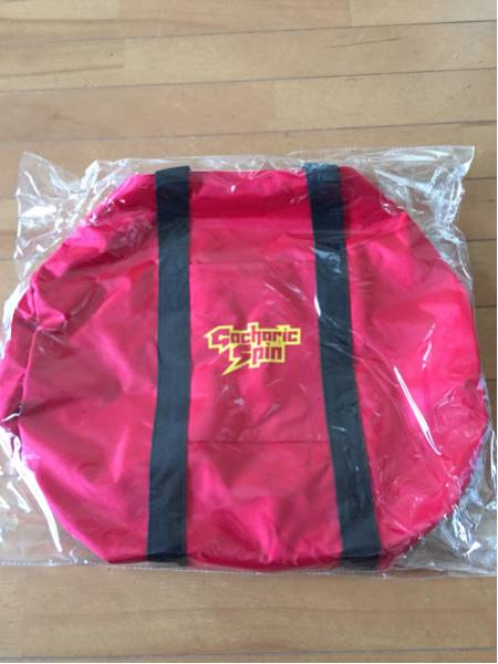 Gacharic Spin 2016福袋 ドラムバッグ スポーツタオル CDケースセット 新品未開封