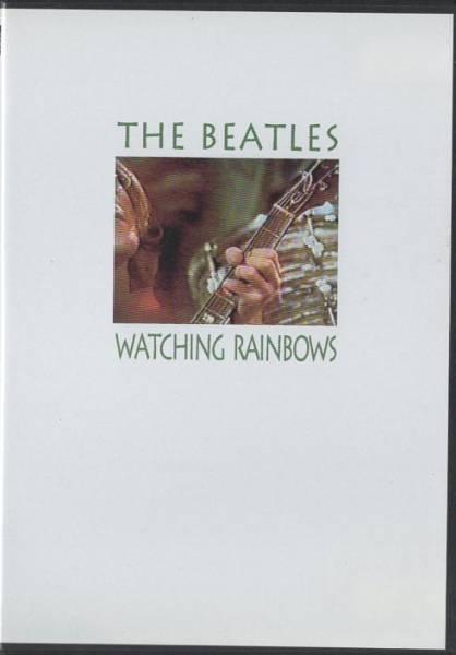 The Beatles Silent Sea 『Watching Rainbows』 オリジナル・プレス両面DVD ブックレット付 ライブグッズの画像