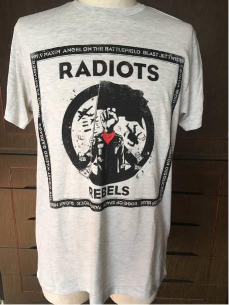 RADIOTS Tシャツ L■risk punk ソバット SA