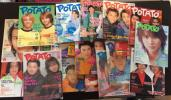 KinKi Kids 表紙 POTATO 大量セット/堂本光一/堂本剛/smap/tokio/v6/ジャニーズ