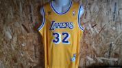 Lakers レイカー マジックジョンソン 32送料込