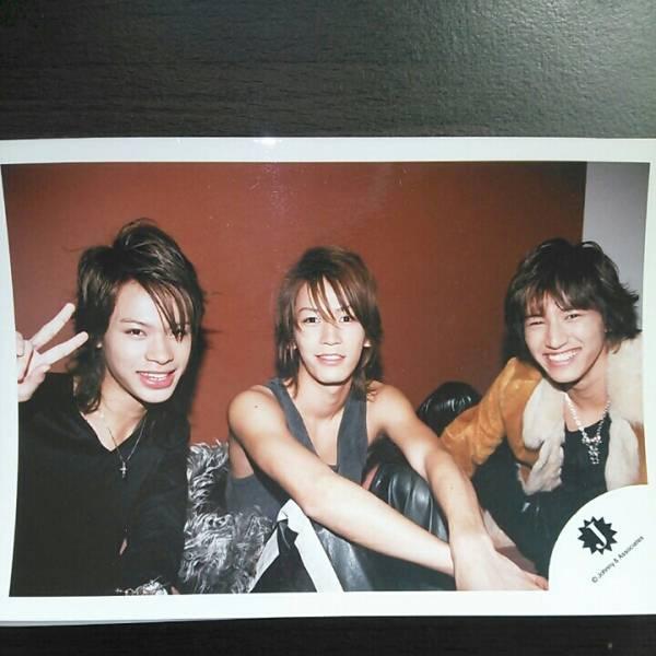 上田竜也、亀梨和也、田口淳之介公式写真1-54