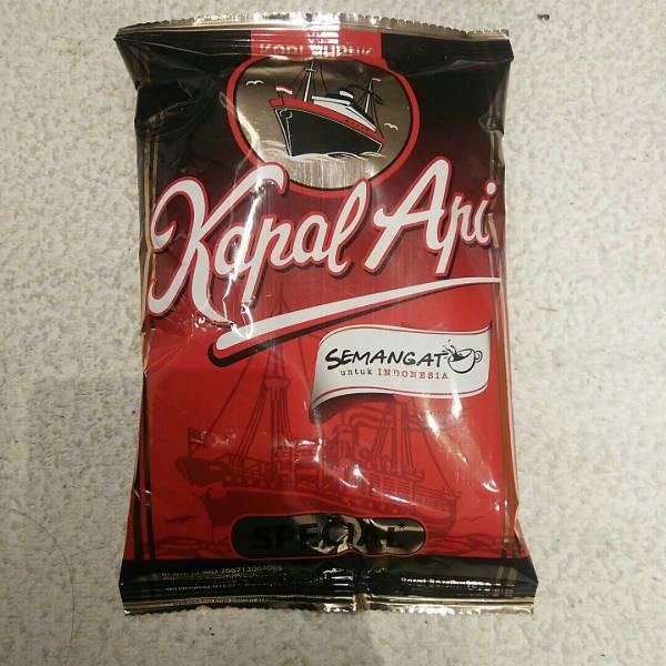 インドネシア コーヒー KOPI BUBUK Kapal Api SPECIAL 165g SINGA COFFEE _画像1