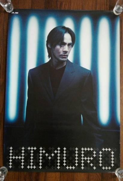 (3-3)氷室京介 ポスター