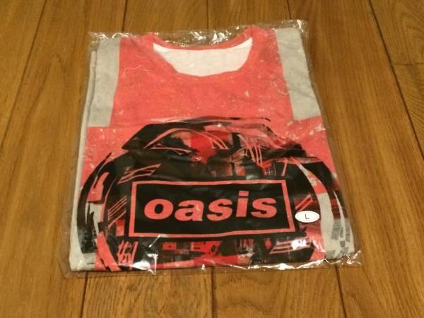 oasis FUJI ROCK FESTIVAL'09 劇場公開記念 Loppi 限定Tシャツ オアシス フジロック  ライブグッズの画像