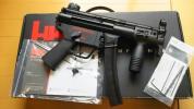 VFC MP5 K ガスブローバック 美品 SUREFIRE マウント 付き