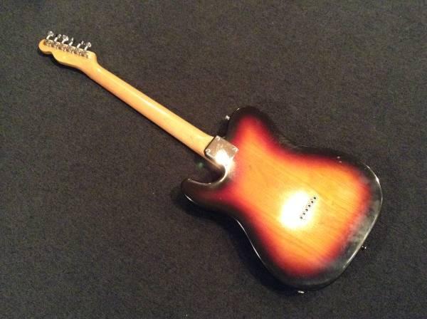 Fender Japan TL67-650SPL 3TS/LM No.091515 MADE IN JAPAN