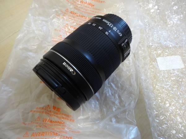 美品 Canon EF-S18-135mm F3.5-5.6 IS STM 倍率ズームレンズ