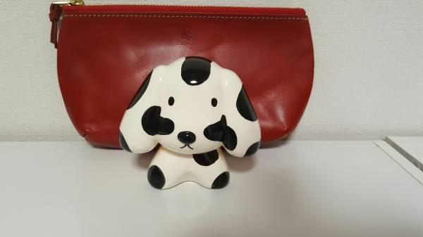 ディックブルーナ ミッフィーぶち犬 陶器製 貯金箱 グッズの画像