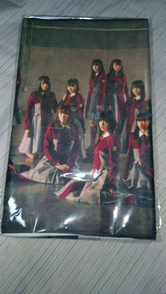 【送料無料】欅坂46 ラグーナテンボス限定販売 フェイスタオル【二人セゾン】