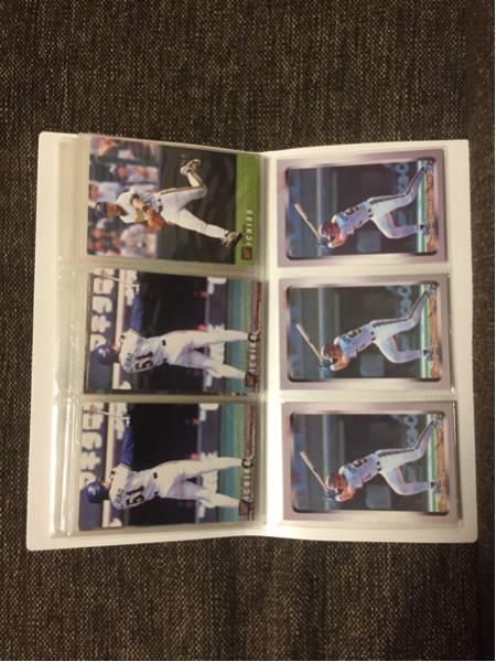 カルビー プロ野球カード イチロー オリックス 色々 8枚 グッズの画像