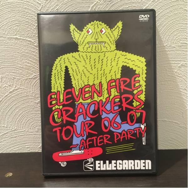 ELLEGARDEN/ELEVEN FIRE CRACKERS TOUR 06-07 ~AFTER PARTY ライブグッズの画像