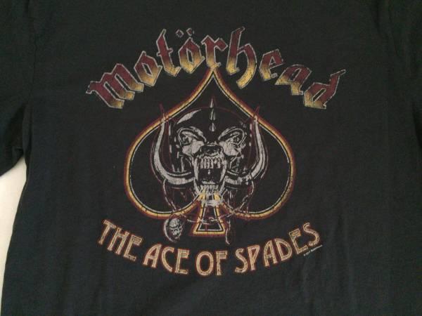 H&M モータヘッドTシャツ XS/Motorhead The Ace of Spades165cmサイズ新品