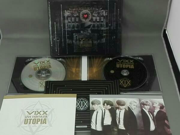 VIXX LIVE FANTASIA UTOPIA (2DVD) ライブグッズの画像