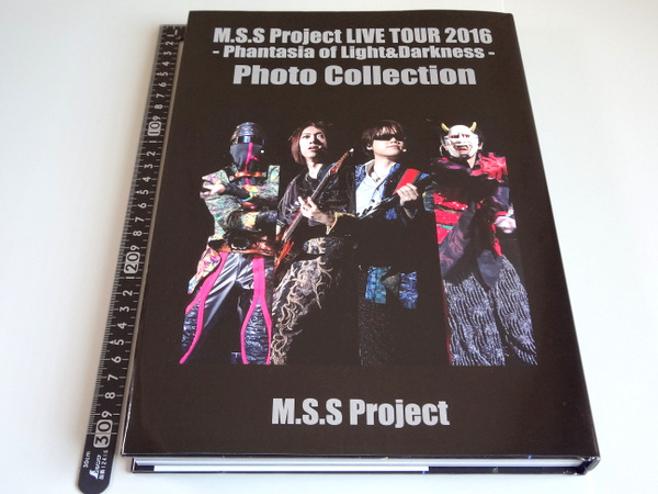 ◆M.S.S Project LIVE TOUR 2016‐Phantasia of Light & Darkness‐Photo Collection