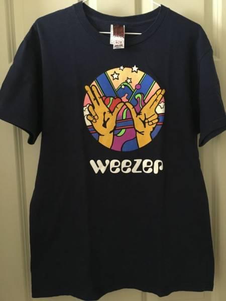 Weezer ウィーザー Tシャツ