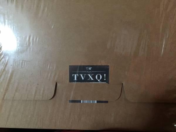 東方神起 ★ TVXQ! LIVE WORLD TOUR ☆ CATCH ME公演写真集 ライブグッズの画像