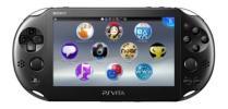 新品未開封 PS Vita Wi-Fiモデル ブラック PCH-2000 ZA11