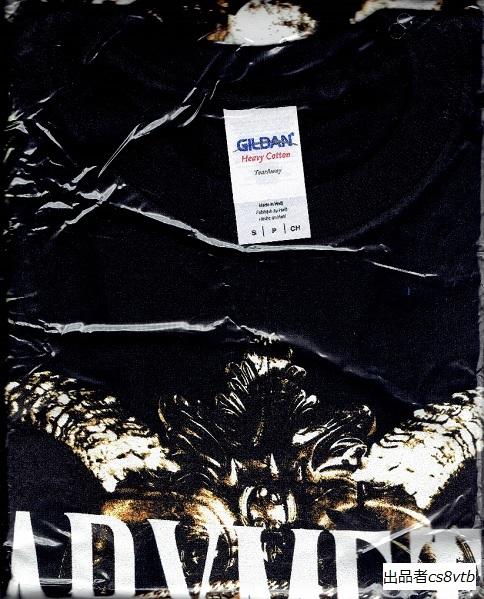 即決!新品未開封!Tシャツ Sサイズ BABYMETAL FOX FACES T-SHIRT 海外正規品 ベビーメタル ベビメタ♪ ライブグッズの画像