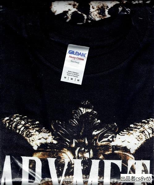 即決!新品未開封!Tシャツ Mサイズ BABYMETAL FOX FACES T-SHIRT 海外正規品 ベビーメタル ベビメタ♪ ライブグッズの画像