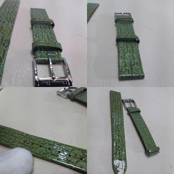 クリスチャンディオール 時計用ベルト 未使用_画像2
