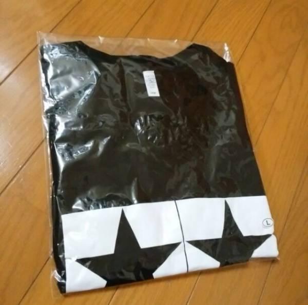 【未開封】ゴールデンボンバー 鬼龍院翔 黒タミヤTシャツ Lサイズ ライブグッズの画像