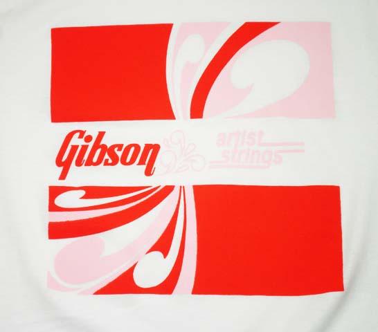 新品 ギブソン ノーリンストリングス Tシャツ Sサイズ