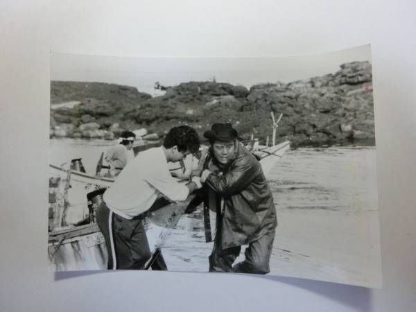 スチール写真 西田敏行 ひるのプレゼント 最北の海と人情と 利尻島