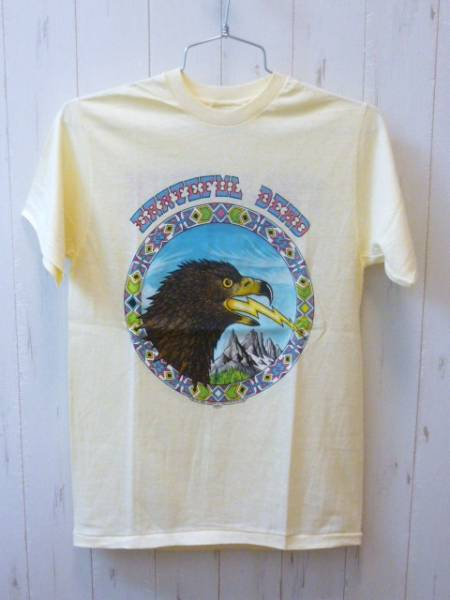 Grateful Dead Vintage/Fall Tour 1984 Tシャツ-Ecru/S 80's Made In USA
