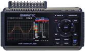 GRAPHTEC グラフテック データロガー GL220 【新品同様】測温、農業分野、建築土木、食品業界、環境分野の研究に!メモリー収録、パソコン