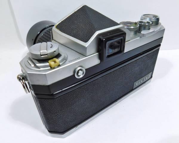 ニコン Nikon F フィルムカメラ 一眼レフ NIKKOR 135mm 1:2.8 単焦点 マニュアルフォーカス_画像3