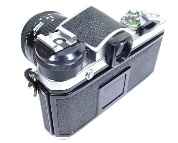 ニコン Nikon F2 フィルムカメラ 一眼レフ AF NIKKOR 35-80mm 1:4-5.6 D_画像3