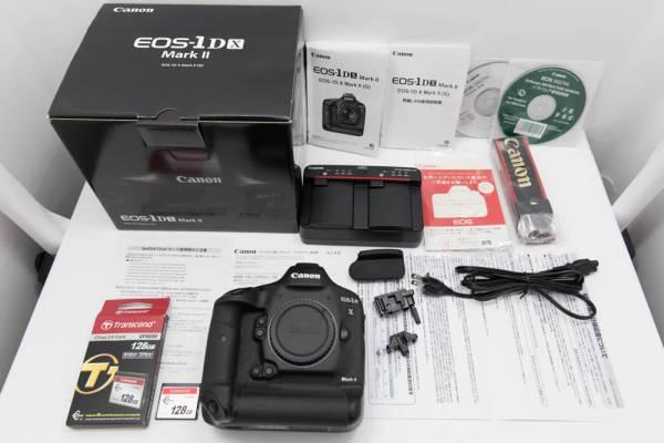 EOS-1D X Mark II CFast128GB付 1DX MarkII