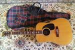 ◆トムソンギターW380◆木曽鈴木バイオリン製◆現状渡し◆初心者の方いかがでしょうか◆ネック少し反りあり◆普通の中古です。