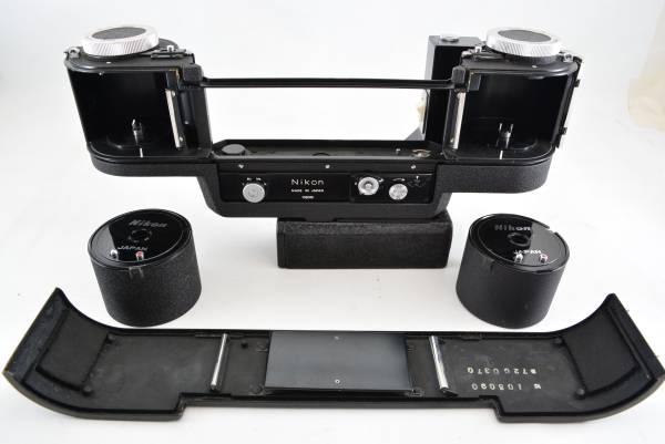 ★至極の逸品★NIKON ニコン F アイレベル オリーブ +モードラ F36 + 長尺 F250 + 50mm F2 レンズセット_画像3