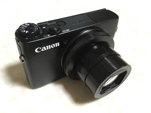 【美品】CANON PowerShot G7X