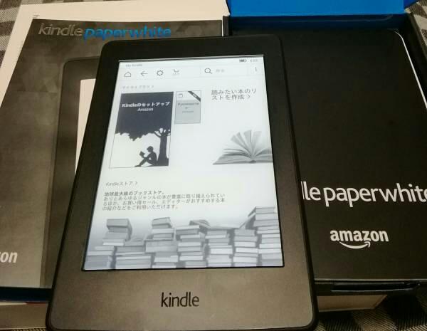 【中古美品】Amazon Kindle white paper MANGA Model 32GB Wi-Fi 広告なし キンドル マンガモデル_画像2