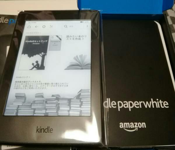 【中古美品】Amazon Kindle white paper MANGA Model 32GB Wi-Fi 広告なし キンドル マンガモデル