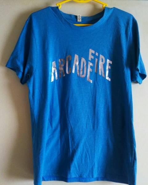 ARCADE FIRE◆アーケイドファイア◆TOUR2014◆ツアーTシャツ◆送料無料◆Mサイズ◆