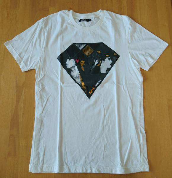 SUPERJUNIOR☆SPAO公式Tシャツ ライブグッズの画像