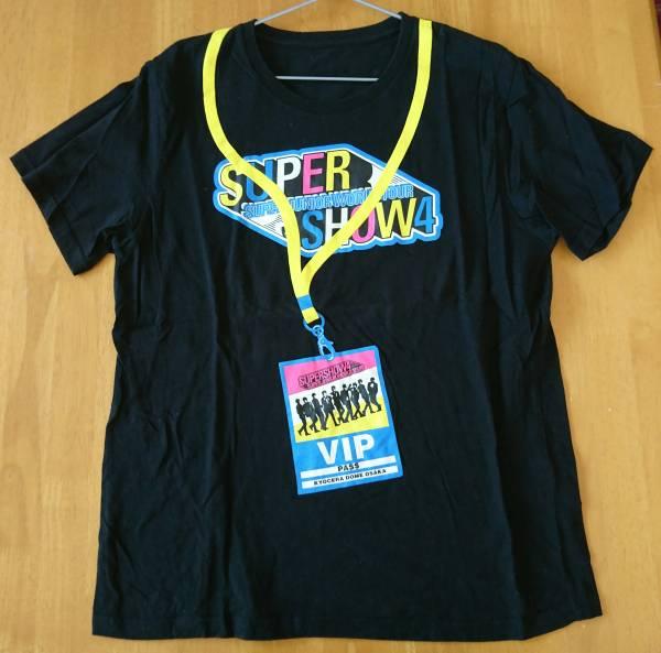SUPERJUNIOR☆SuperShow4京セラTシャツ ライブグッズの画像