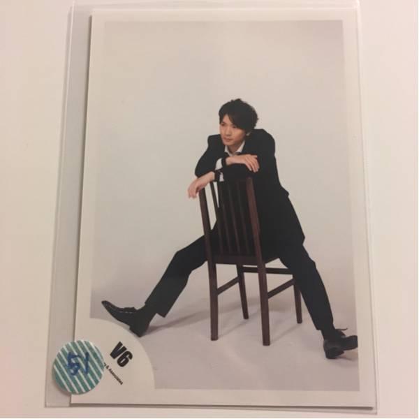 ■51■V6公式写真■長野博■2015「Timeless」■20th Century■