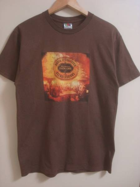 BRUCE SPRINGSTEEN with THE SEEGER SESSIONS BAND ブルーススプリングスティーンツアーTシャツ