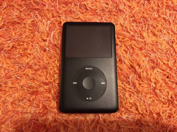 ★送料無料★ ipod Classic 160GB A1238 美品