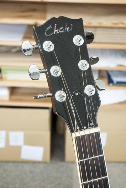 chaki P-70 アコースティックギター_画像2