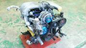【リビルト実働】 RX-7 FD3S 13B ロータリーエンジン本体 サイドポート拡張加工 補器類付