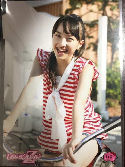 ももクロ 生写真 No.122 百田夏菜子