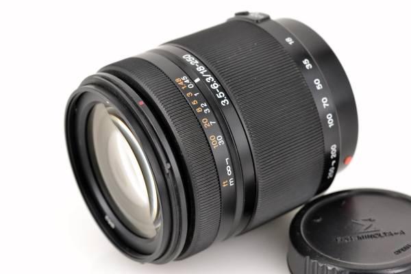 SONY DT 18-250mm f/3.5-6.3 α Aマウント用 高倍率ズームレンズ